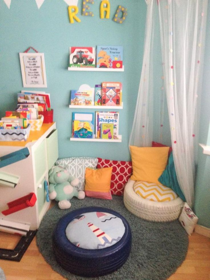 SECRET NOOKS TO PLAY, READ OR DREAM.. | Mommo Design