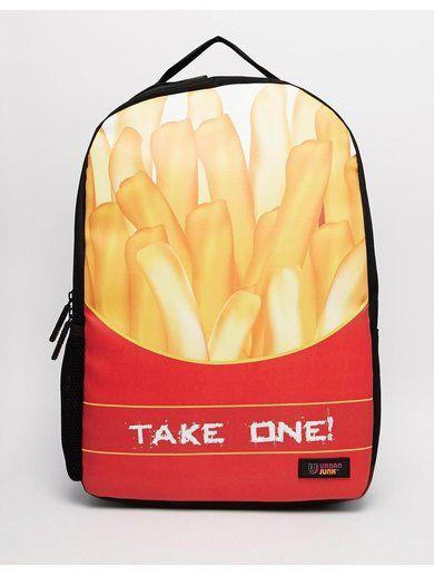 Urban Junk Fries Backpack - Multi