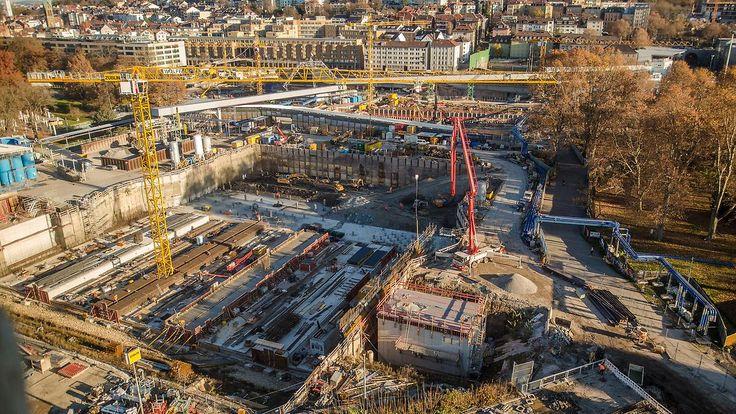 Kostenbeteiligung bei Stuttgart 21: Deutsche Bahn verklagt Partner