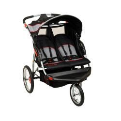 Baby Trend Expedition LX Double Jogging Stroller - Overstock™ Shopping - The Best Prices on Baby Trend Double & Triple Strollers