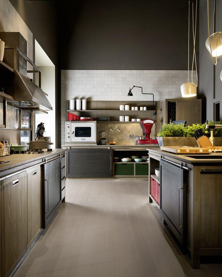17 migliori idee su cucina chic industriale su pinterest for Cucina stile industriale