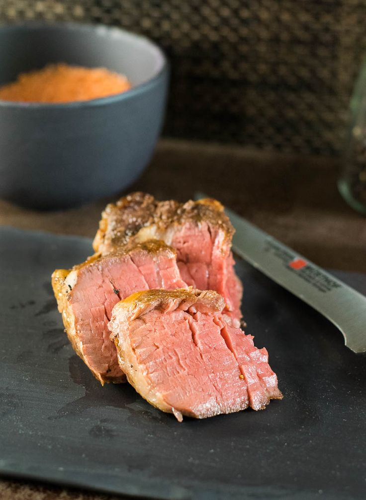 How to Cook a Perfect Frozen Steak - Fox Valley Foodie