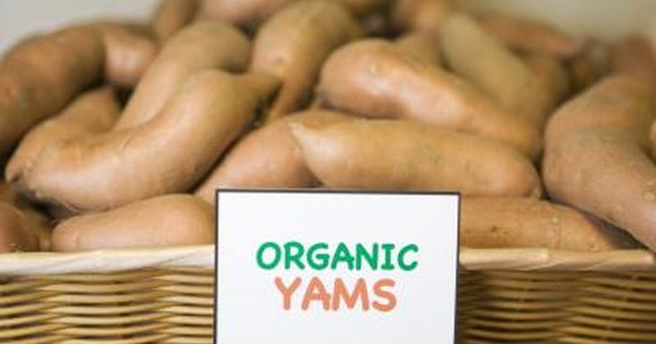 Yams and sweet potatoes are botanically distinct, although the terms are often used interchangeably. Yams have pale flesh and grow in Asia and Africa, while sweet potatoes have bright orange or yellow flesh and grow in tropical regions of the Americas, explains the University of California Cooperative Extension. An 8-ounce serving of yams provides...