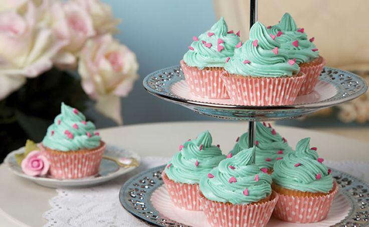 DICAS DE MULHER  DICAS DE SAÚDE 32 receitas de cupcake para você se deliciar
