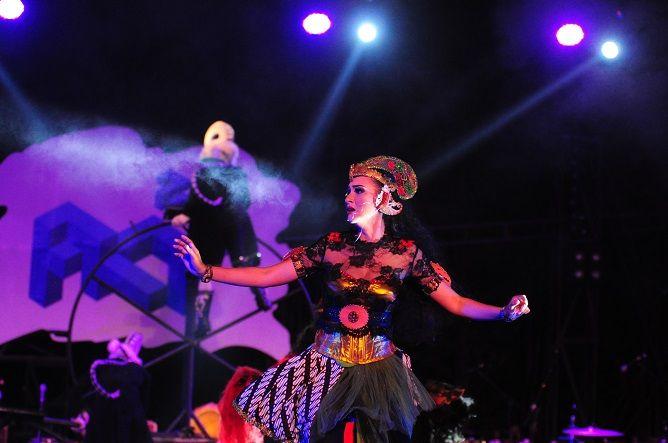 Festival Kesenian Yogyakarta (FKY 29) Umbar Mak Byarr! Resmi Ditutup