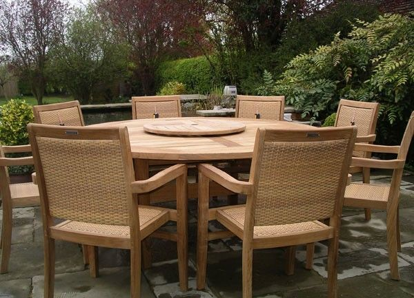 See the luxury Chunky Table and 8 Gloucester Chairs now online with an  easy to use website  Fast and free delivery offers on outdoor furniture  from the. 7 best New House   Possible Garden Furniture images on Pinterest
