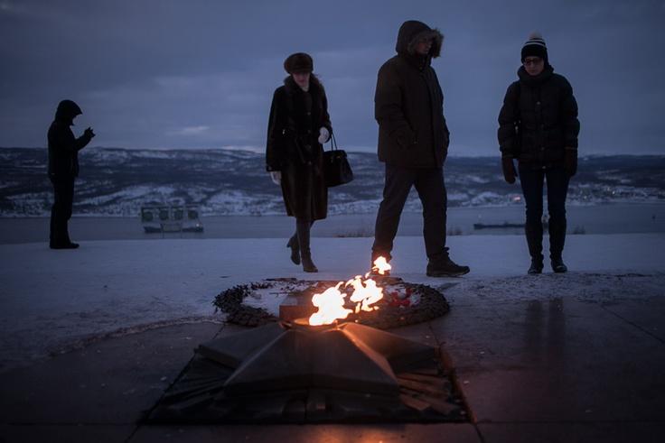 Murmansk / Polar Night / Russia    2013