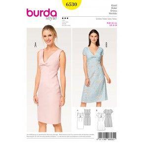 Burda schnittmuster kleid mit kapuze