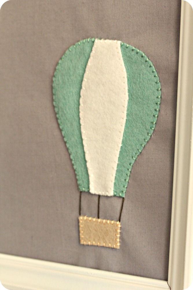 little lovelies: wall art: light & airy (part 2): Wall Art, Arty Farty, Lauriston Lights, Lights Logo, Airy Wall, Art Crafts Sewing, Balloon Artwork, Hot Air Balloons, Diy