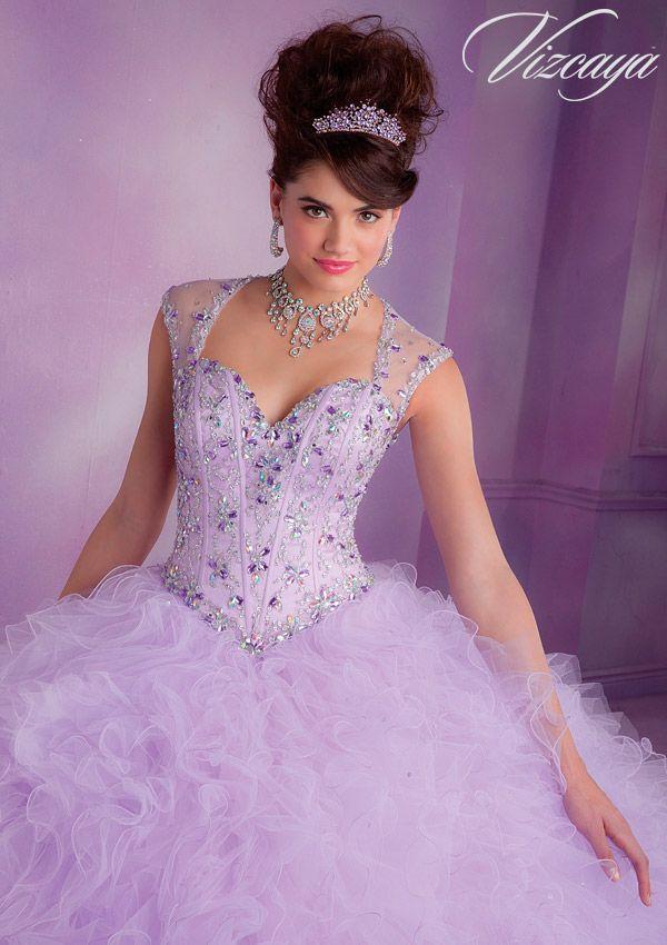 43 best VESTIDOS de 15 images on Pinterest | Vestidos de novia ...