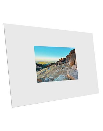 """CO Rockies View 10 Pack of 6x4"""" Postcards"""