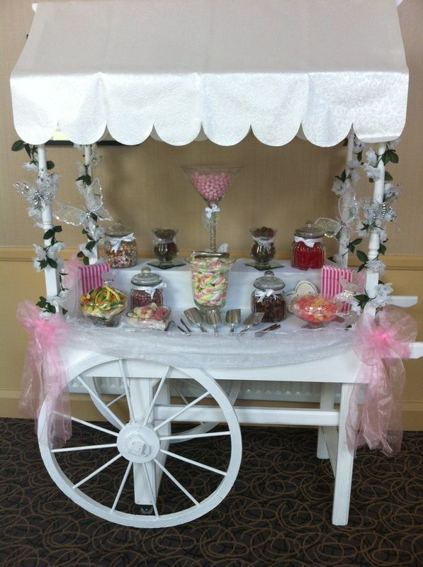 Wagon Cart Buffet ~ Best candy buffet bar ideas images on pinterest