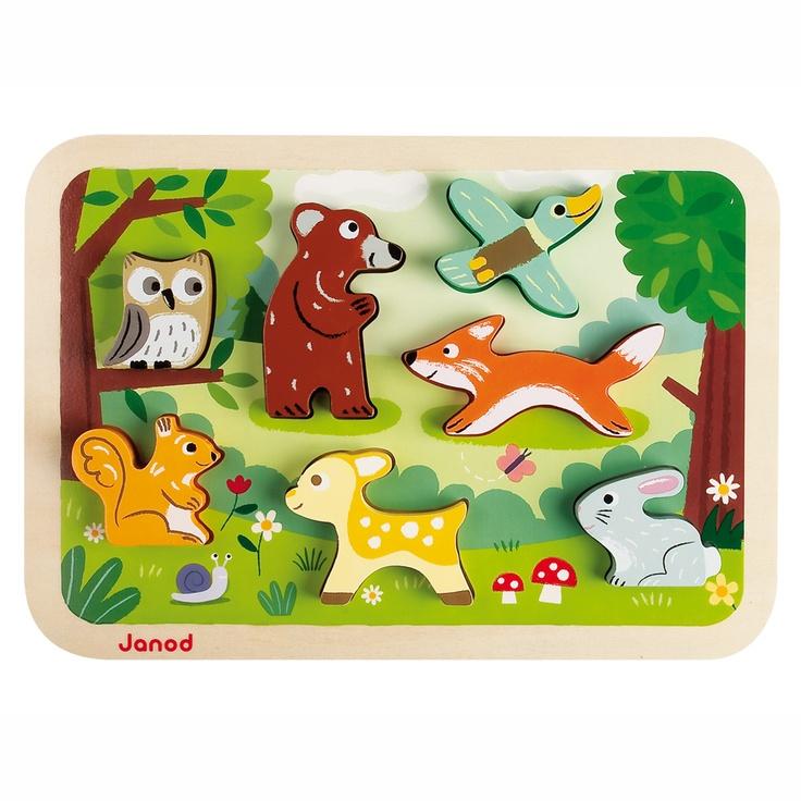Janod puzzle