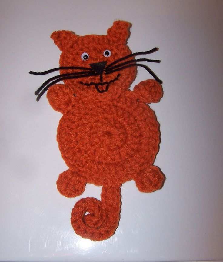 Cat Crochet Patterns « Free