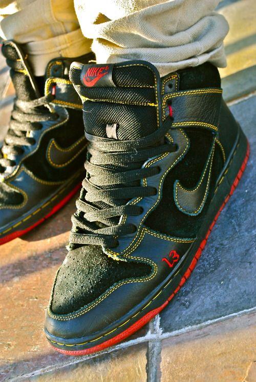 """Unlucky 13"" Nike SB Dunks"