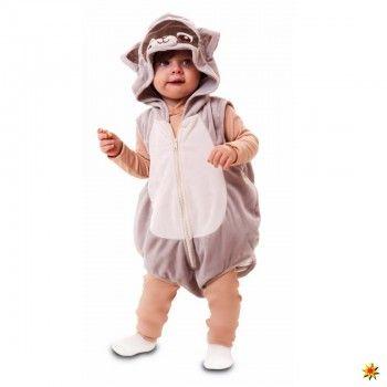 Kinderkostüm Waschbär Baby   Fasching Kostüme kaufen
