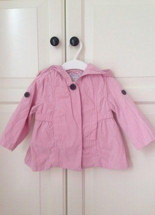 Kaufe meinen Artikel bei #Mamikreisel http://www.mamikreisel.de/kleidung-fur-madchen/outdoorbekleidung-jacken/36087005-ubergangsjacke-mantel-von-zara-babygirl