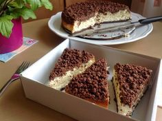 """VÍKENDOVÉ PEČENÍ: Estonský koláč """"Turbakook"""" - Estonian Cottage Cheese Cake"""