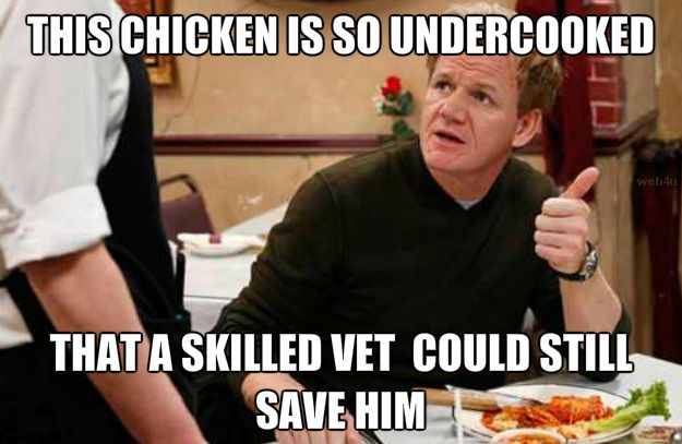 Best Chicken In Hell S Kitchen