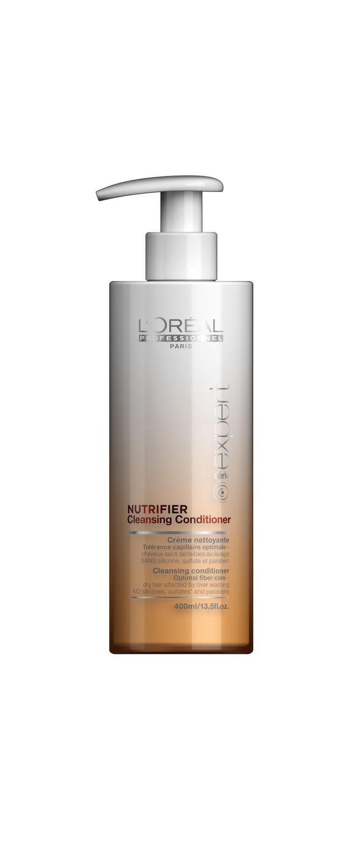 L'Oréal Professionnel Paris Série Expert Nutrifier Cleansing Conditioner 400ml.