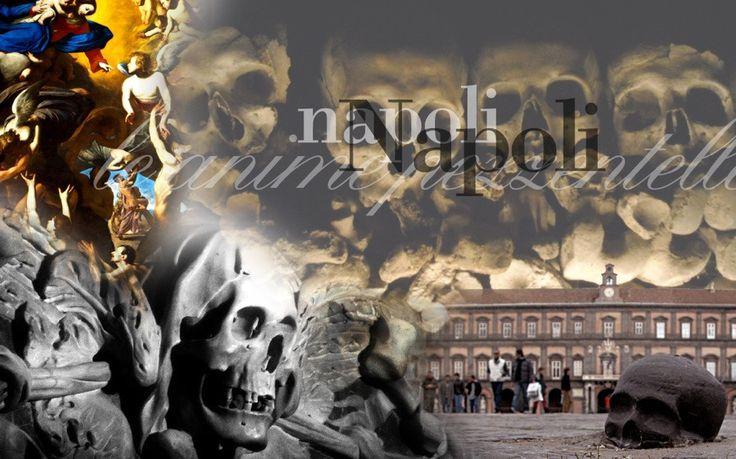 Città raccontate: Napoli n. 3 (Le capuzzelle, le anime e la devozione)