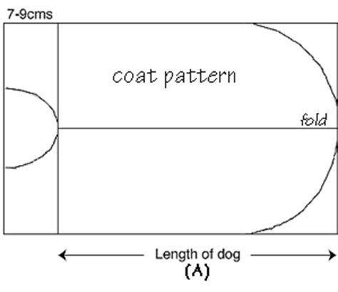 Image result for Free Large Dog Coat Pattern Printable