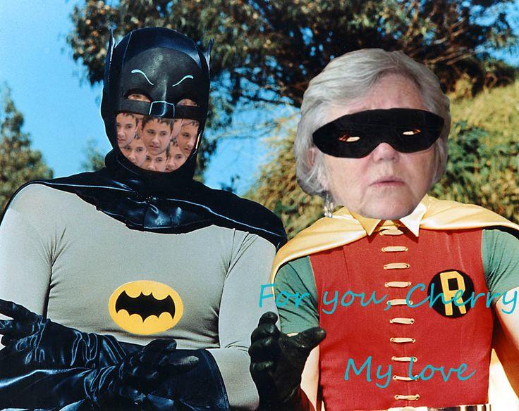 BatMatt and Cherry- Boy Wonder