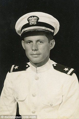 PresidentsOfUSA Kennedy in the navy,1942 ~ #LIFECommunity #Favorites From Pin Board #07