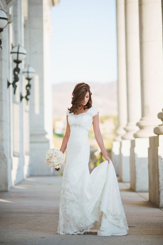 Modest Wedding Dresses In Houston Tx : Images about modest wedding gowns ii on