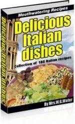 Collection of 185+ Italian recipes:* 18 Italian Sauces, * 6 Modern Italian Sauces, * 16 Italian Soups, * 37 Italian Minestre, * 23 Beef Mutton, Veal, Lamb etc., * 34 Tongue, Sweetbread, Calf's Head, Liver etc., * 23 Fowl, Duck, Game, Hare, Rabbit Recipes, * 28 Italian Vegetable Dishes