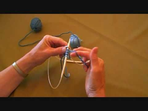 The Entwined Knitter- Twined Knitting tutorial, produces a very firm, flat laying stockinette stitch.