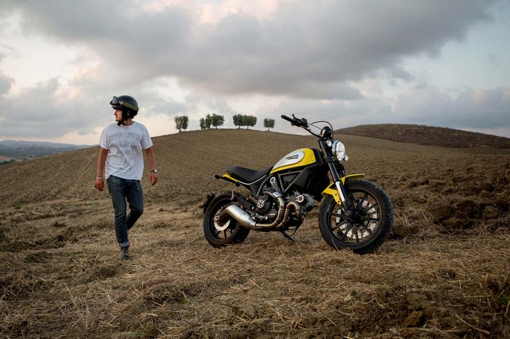 Ducati Scrambler For New Riders, Off Roaders, & Hipsters Photo