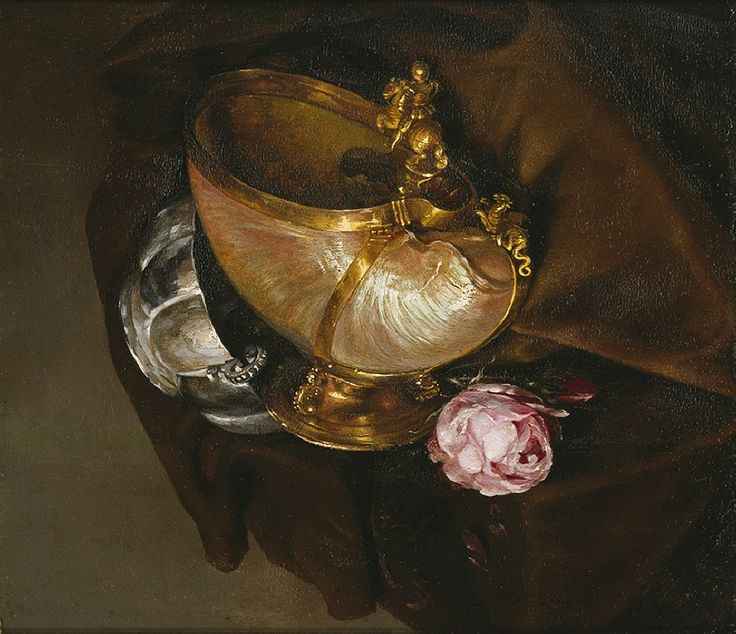 Still life with nautilus cup | Nationalmuseum, Sweden | CC BY-SA