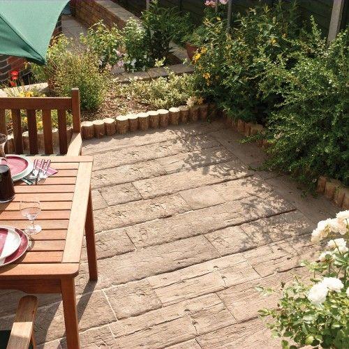 101 best patio paving images on pinterest | garden ideas ... - Patio Paving Ideas