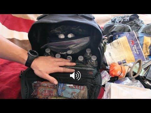 URBAN/SUBURBAN Get Home Bag (Bail Out Bag)