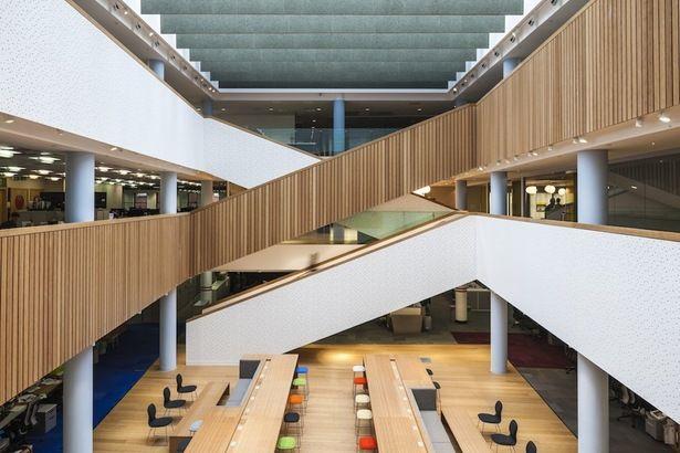 BBH London offices | Urban Salon | Archinect