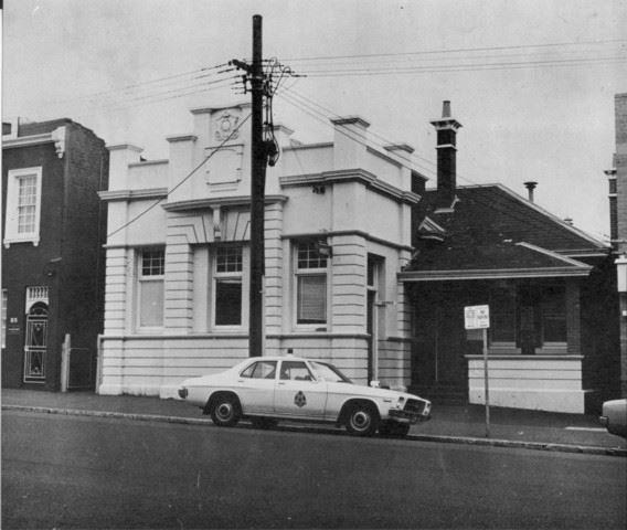 North Melbourne, 1975.