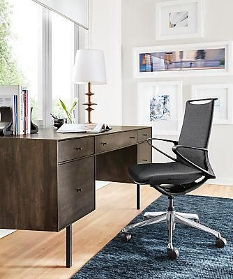 Plimode Office Chair In Black