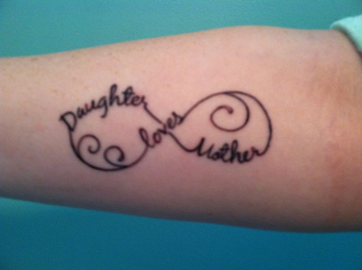 Matching Mother Daughter Tattoo Tatts Pinterest