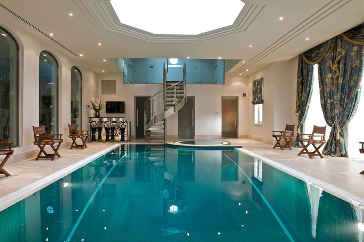 17 Best Ideas About Indoor Swimming Pools On Pinterest