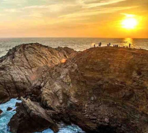 Mazunte Punta Cometa