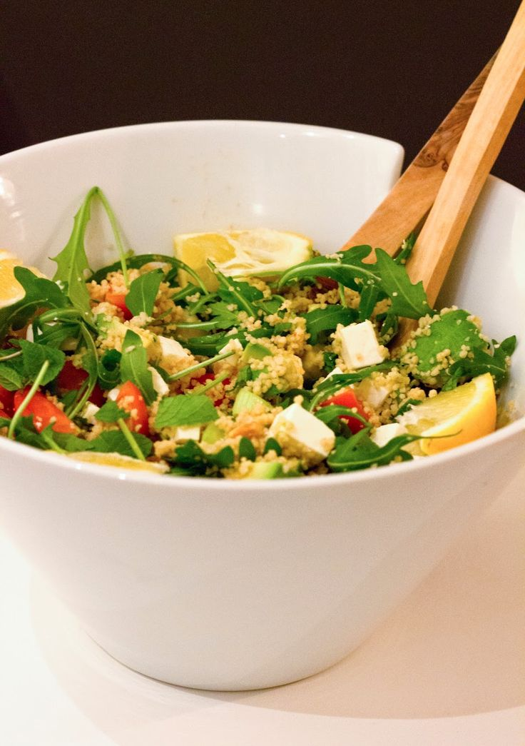Couscous salade Jamie Oliver