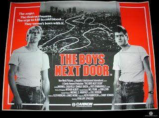 Filmes segregados: Os Desajustados (The Boys Next Door 1985)