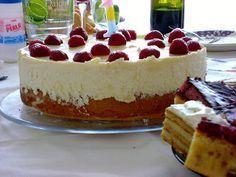 Lori a konyhában: Mascarponés - fehércsokis szülinapi torta
