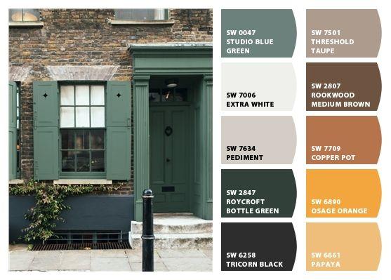 door color home decor entry pinterest front doors front door. Black Bedroom Furniture Sets. Home Design Ideas