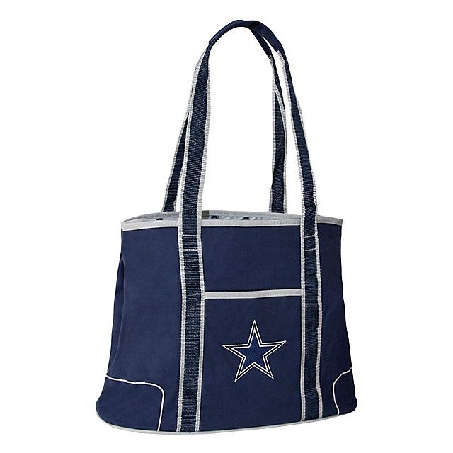 NFL Dallas Cowboys Hampton Tote at shop.dallascowboys.com.