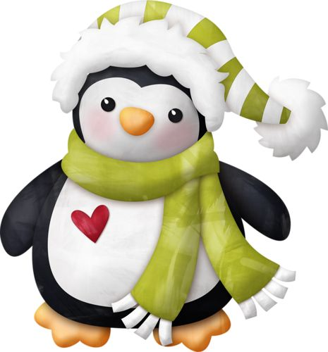 Alena1984 — «KAagard_WinterWonderland_Penguin2.png» на Яндекс.Фотках