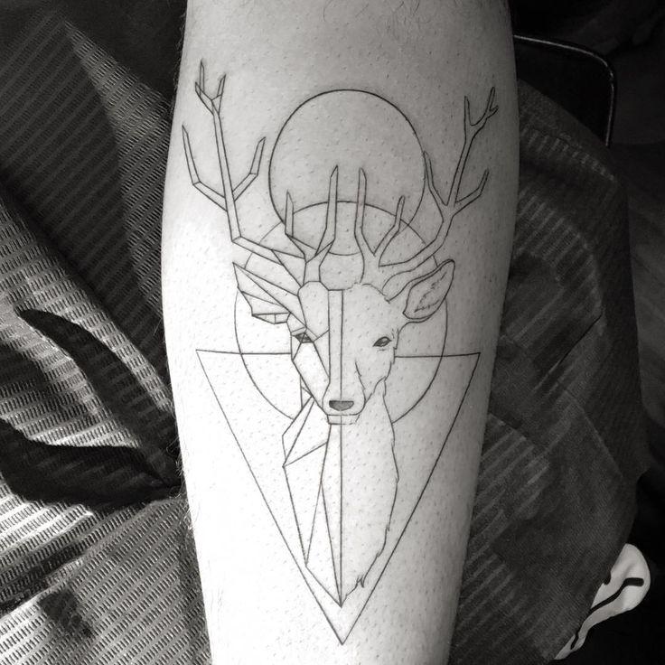 Les 25 meilleures id es de la cat gorie signification tatouage cerf sur pinterest - Tatouage cerf signification ...