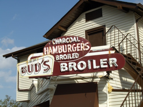 Bud's Broiler. Mid-city, New Orleans. I LOVE Bud's Broiler. Have since high school!