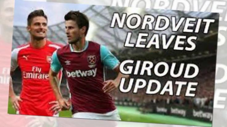 Olivier Giroud: West Ham prepare record deal for 20m Arsenal star to see off rivals